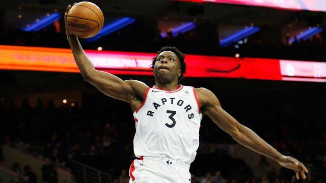 Raptors OG Anunoby Among NBA Summer League Standouts