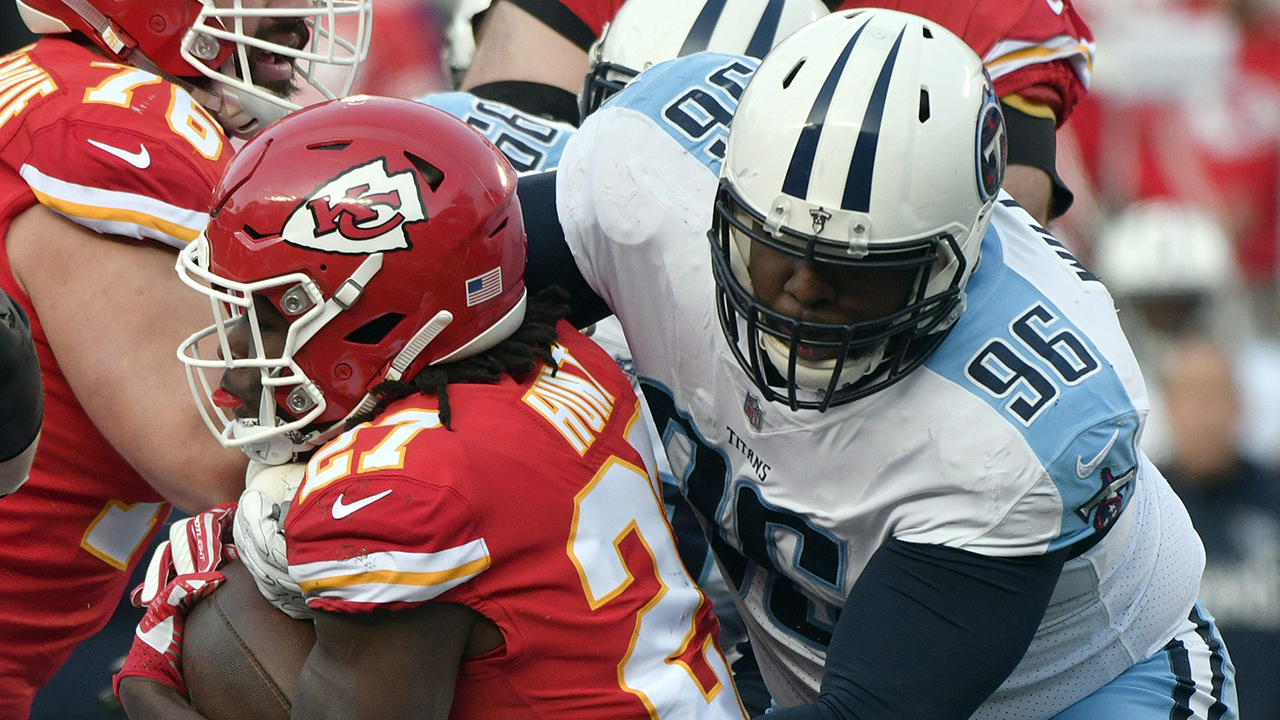 Titans releasing defensive lineman Sylvester Williams