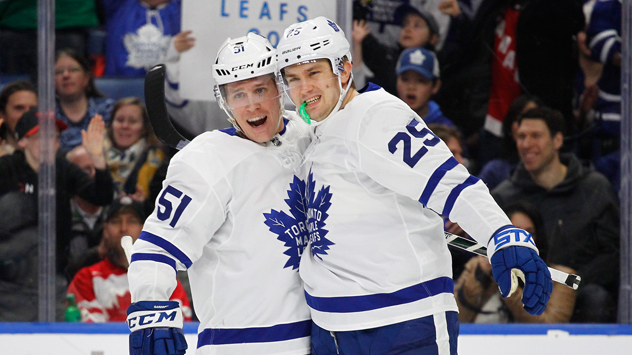 3 things we learned in NHL: JVR hits rare personal feat