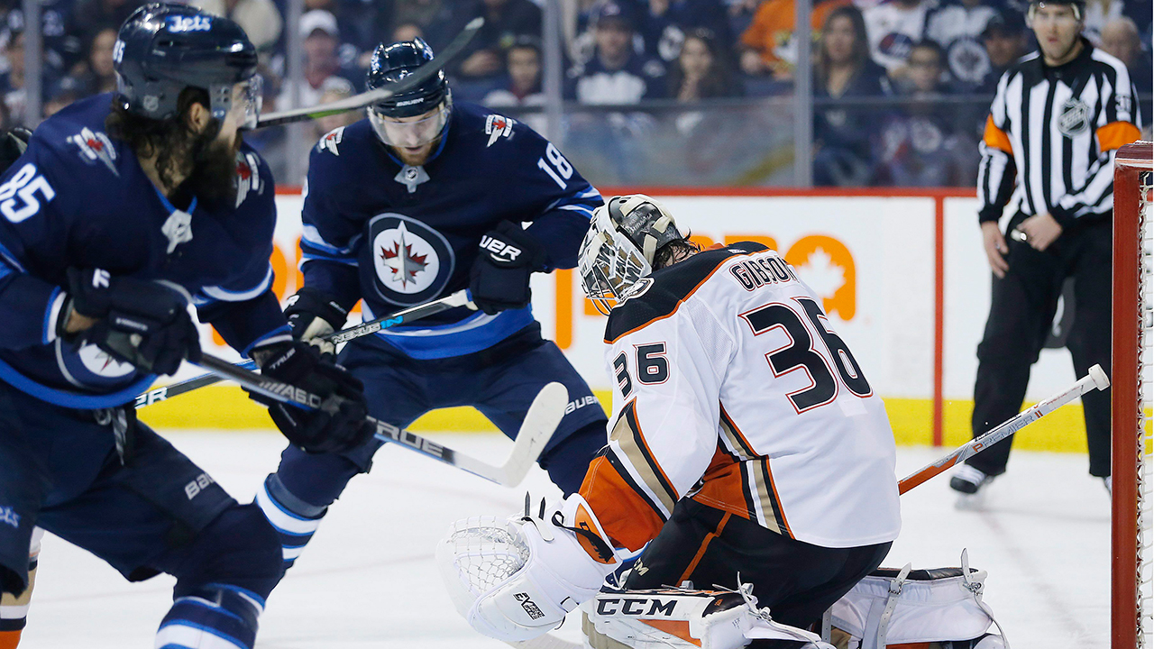 Jets Raised Game To Whole Other Level In Win Over Ducks