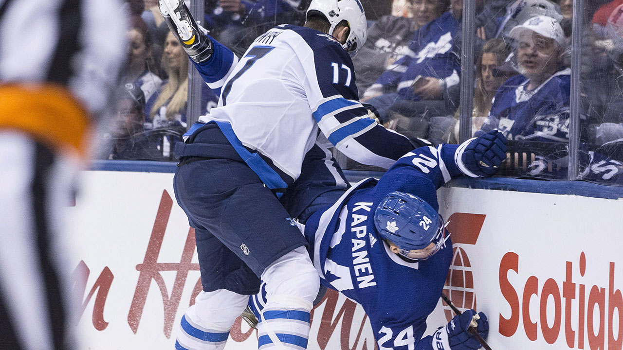 7ef8aac34 Quick Shifts  Can the Maple Leafs survive playoff nastiness ...