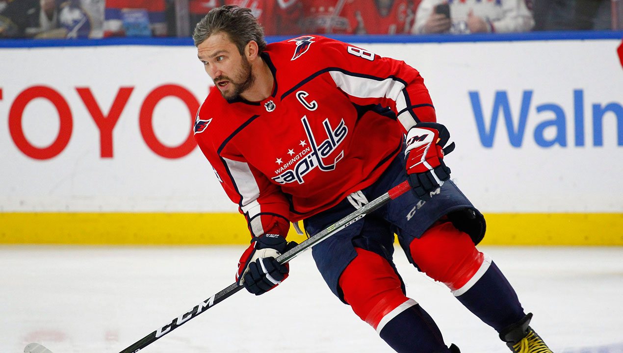 4 Things We Learned In The Nhl A Special Night For Alex Ovechkin Sportsnet Ca
