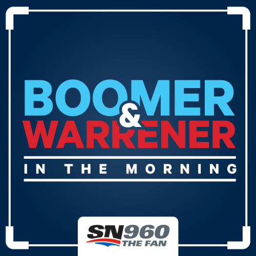 Boomer & Warrener in the Morning