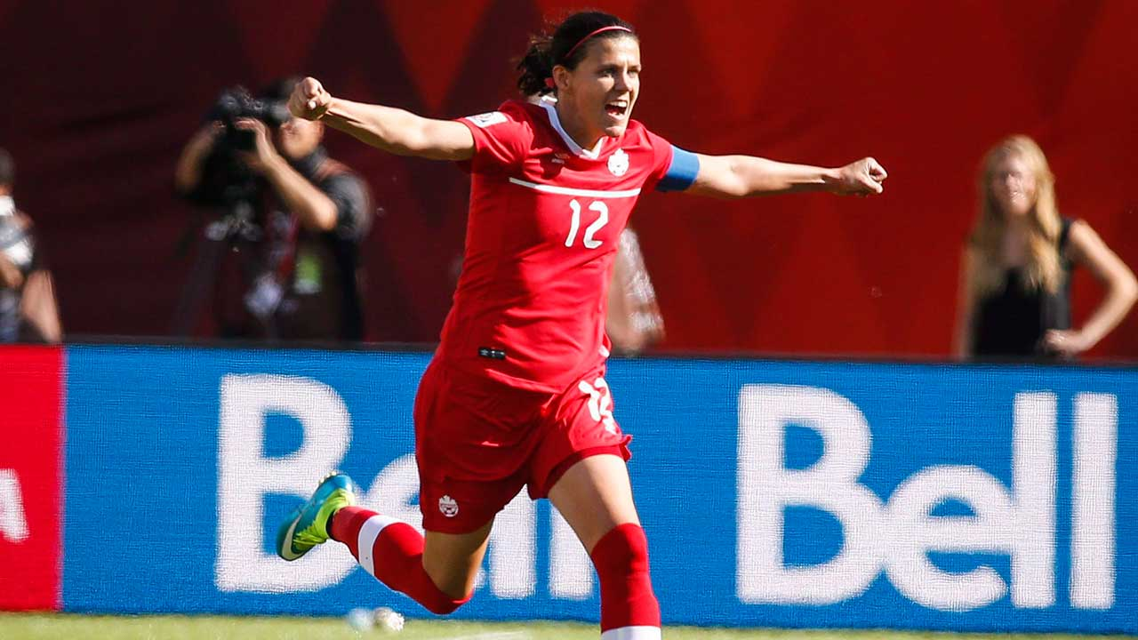 Christine Sinclair advances to NWSL title game