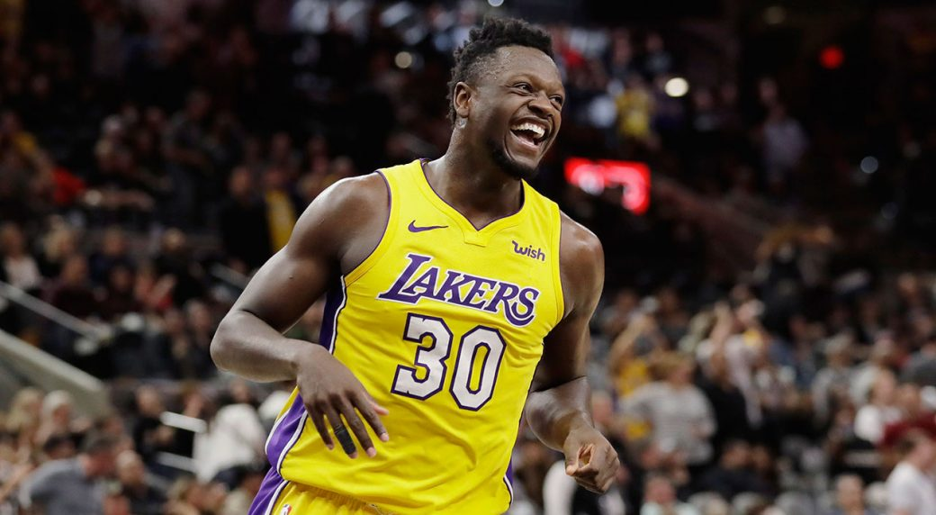 Source  Julius Randle heads to Pelicans after Lakers renounce him ... 07a28f8cd