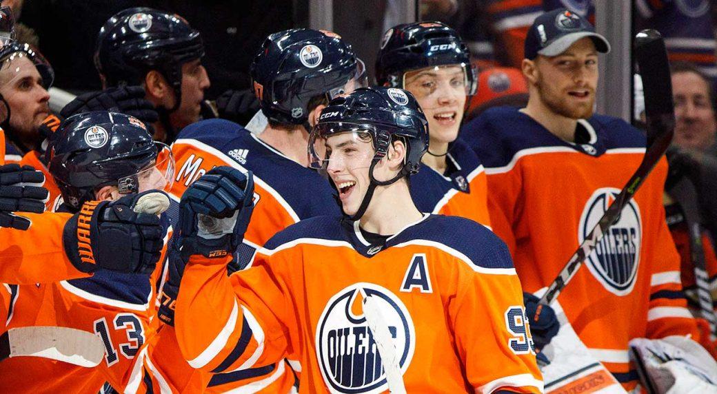 Strength of schedule puts Oilers  Nugent-Hopkins on buyer s list. Edmonton  Oilers  Ryan ... 45593249d