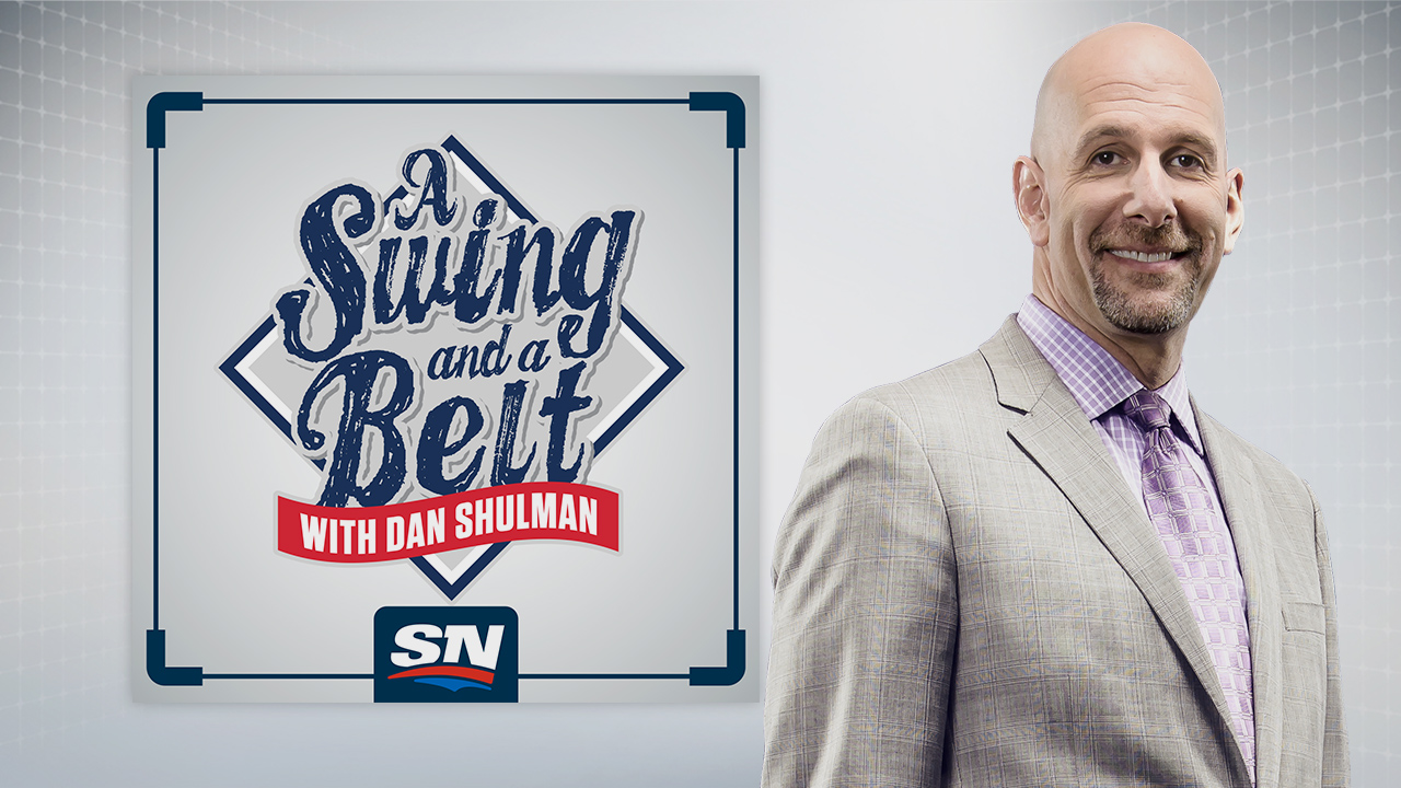 A Swing and a Belt with Dan Shulman Logo Image