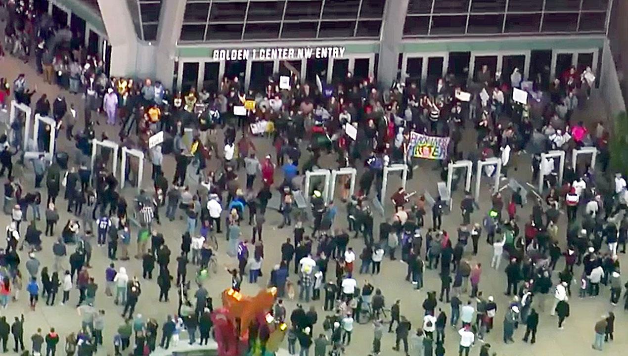 Sacramento-protest