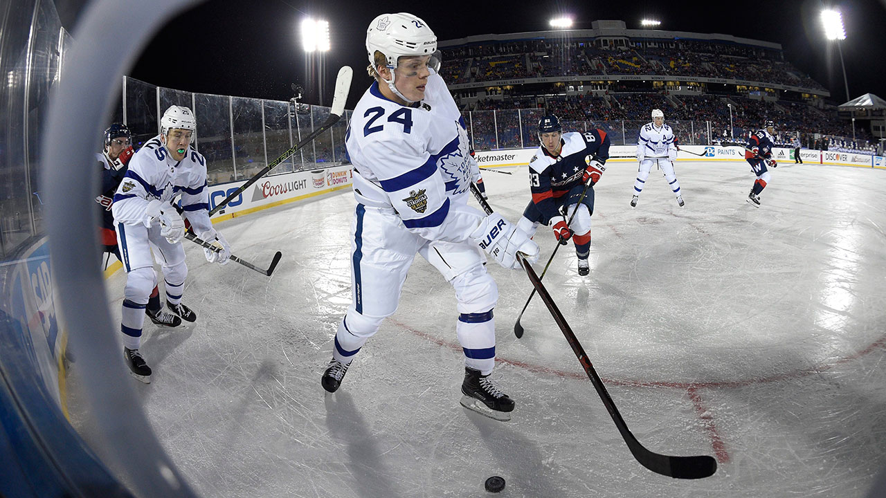 5 memorable moments from the Leafs-Capitals Stadium Series game -  Sportsnet.ca 3a89e1197