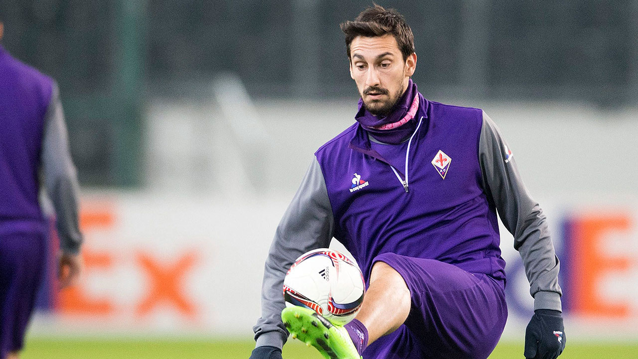 Tributes to be paid before UEFA games for Davide Astori