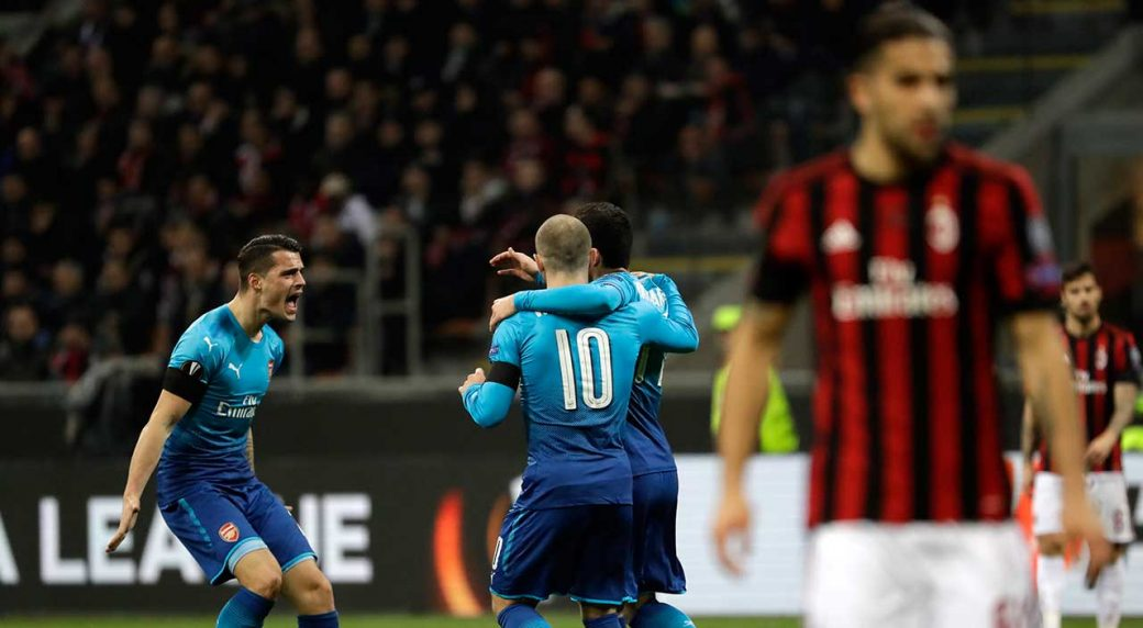 AC Milan were scared against Arsenal - Bonucci