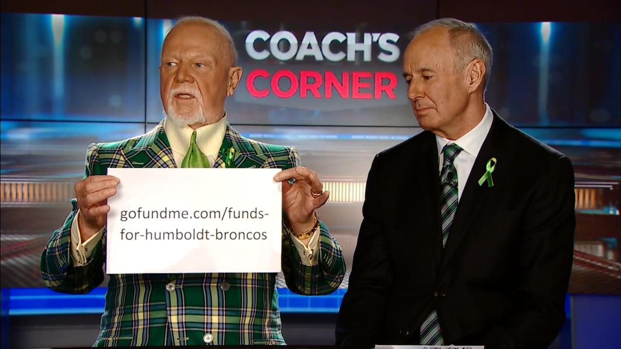 Ron & Don: Helping those affected by Humboldt Broncos tragedy