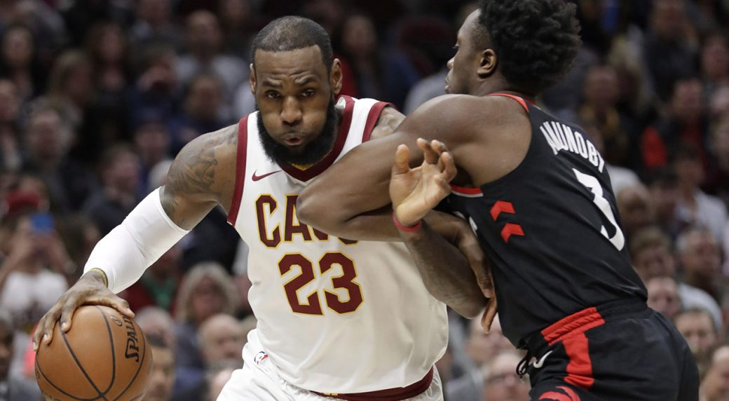 59503073f722 Series with Cavaliers what Raptors have spent all year prepping for.  Cleveland Cavaliers  LeBron James ...
