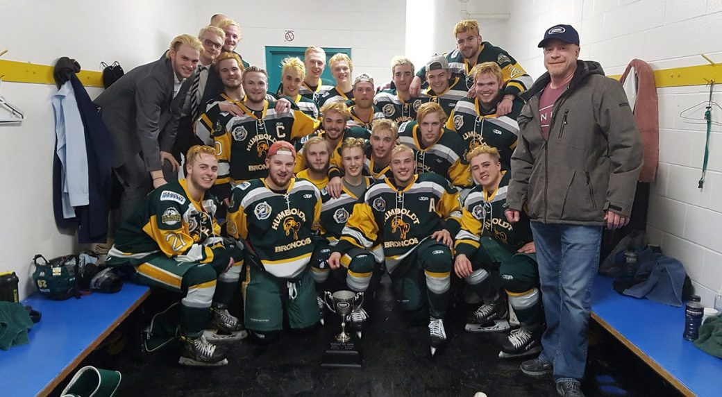 Humboldt Bronco's head coach among the dead in Saskatchewan highway accident