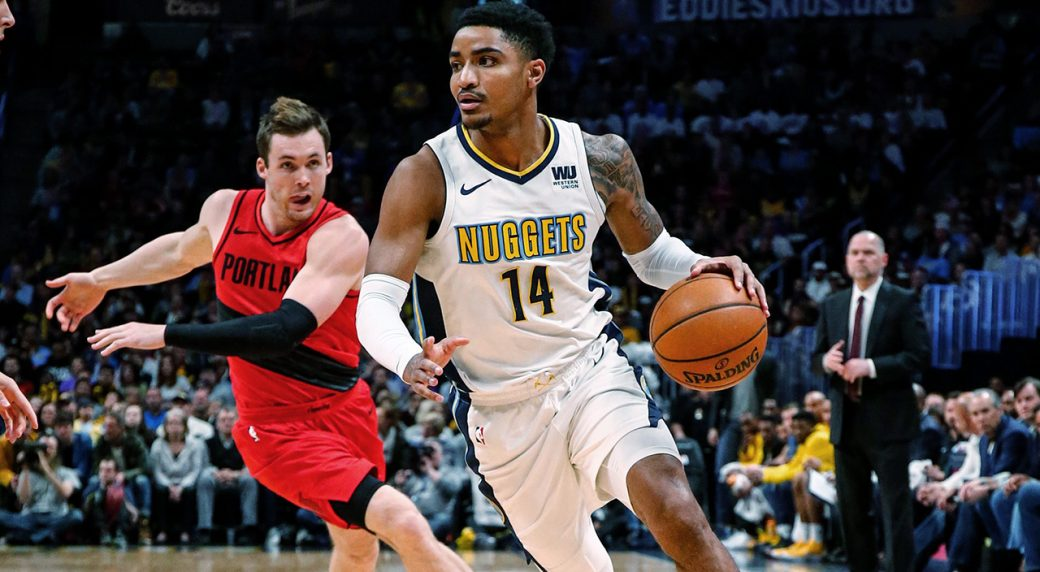 Portland Trail Blazers vs. Denver Nuggets Free Preview 04/09/18
