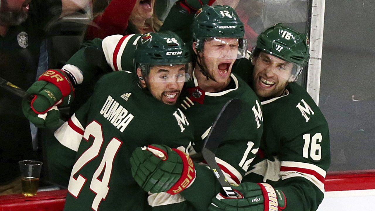 Wild's Eric Staal Finally Produces In Meaningful Game Again