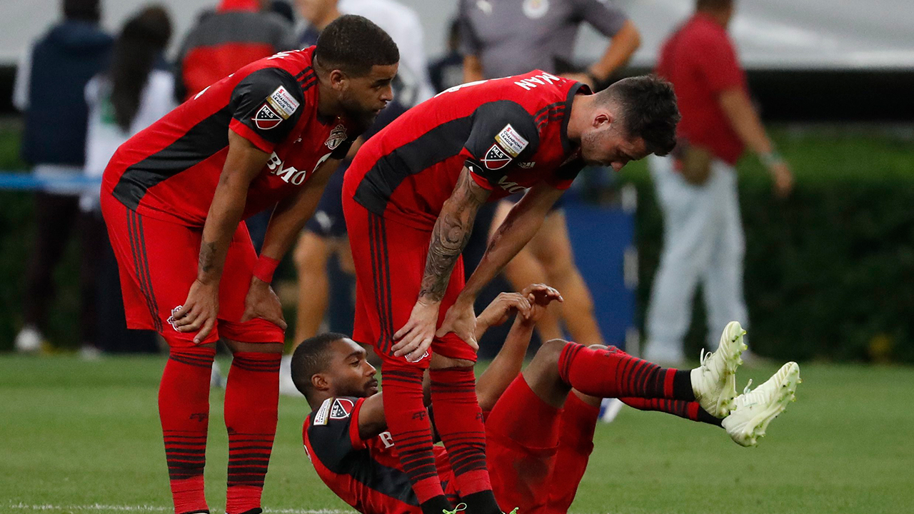 Heartbreak for TFC as Chivas win Concacaf Champions League