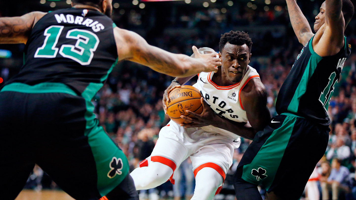 bd18203a97b Why Toronto Raptors forward Pascal Siakam's NBA career is unique