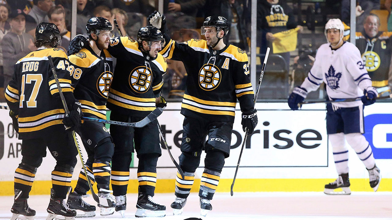 Bruins beat Maple Leafs in Game 7, book ticket to second round -  Sportsnet.ca