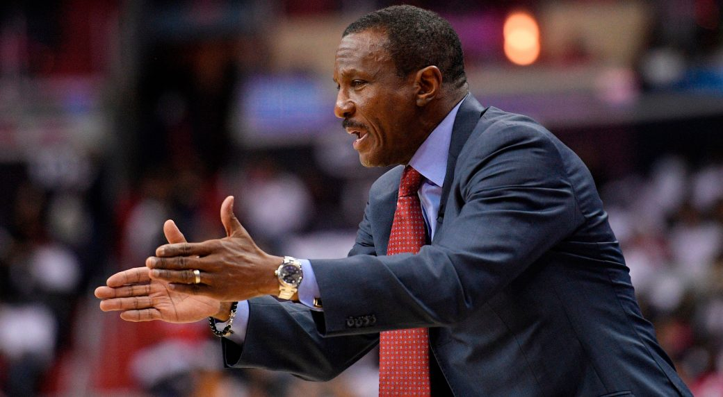 Raptors awkwardly congratulate fired Dwane Casey on Coach of Year nomination