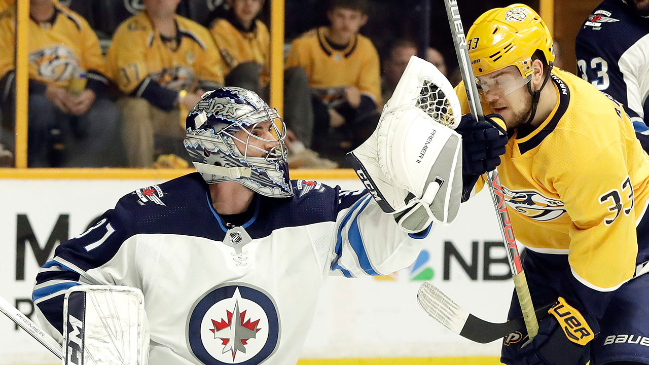 Jets Get Greasy Win In Game 1 Despite Predators Dominance