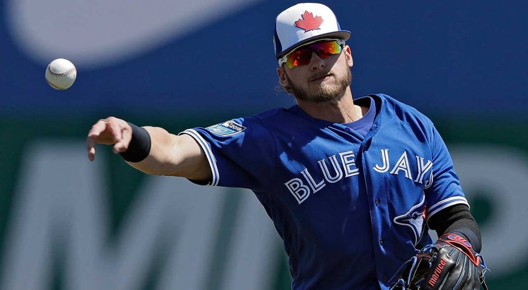 Josh Donaldson's just fine, thank you, and so are the Jays