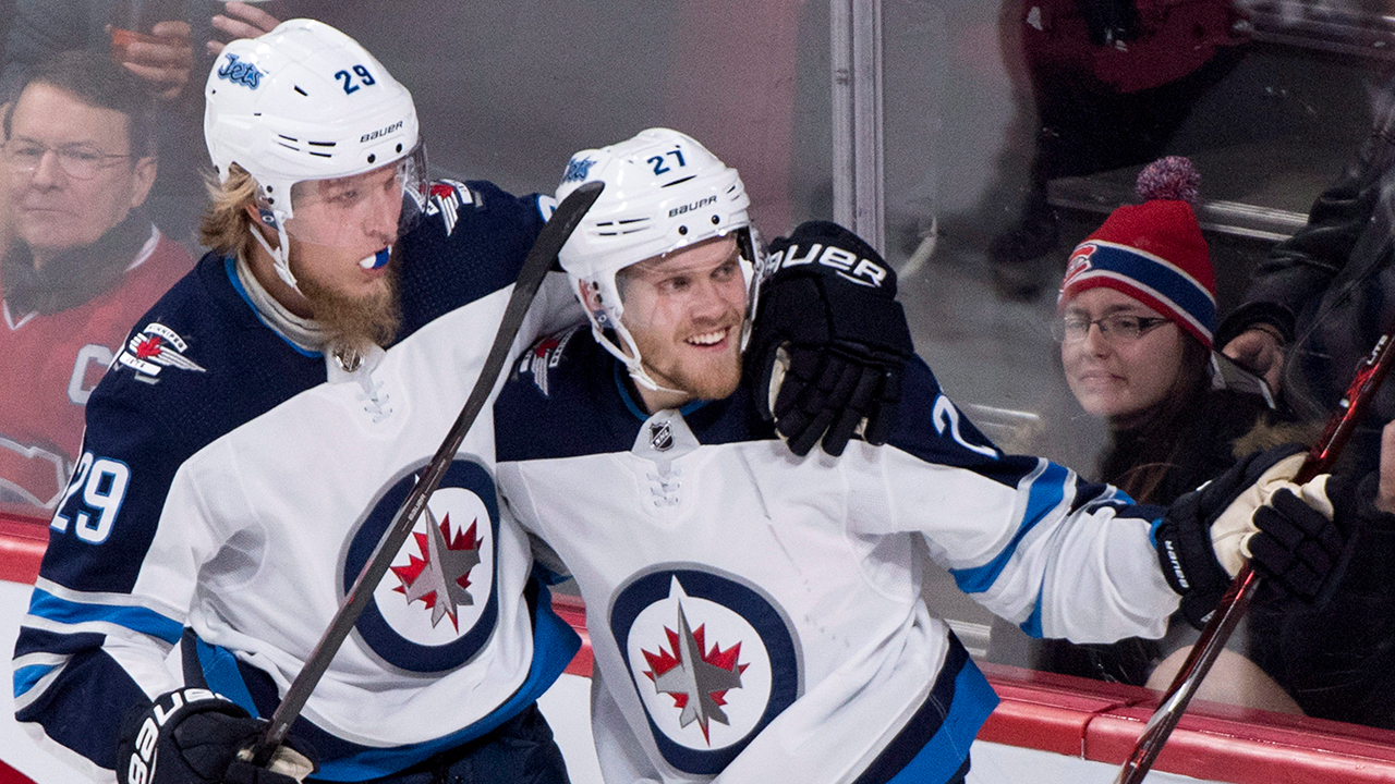 Jets' Nikolaj Ehlers available for Game 4 vs. Golden Knights
