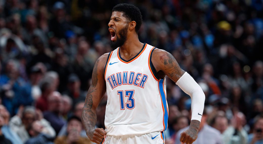 Paul George will reportedly opt out of his contract and become a free agent