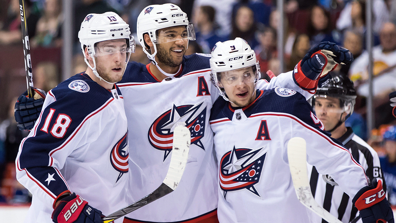 Blue Jackets Knock Out The Canadiens, Earn A Spot In The Post-Season