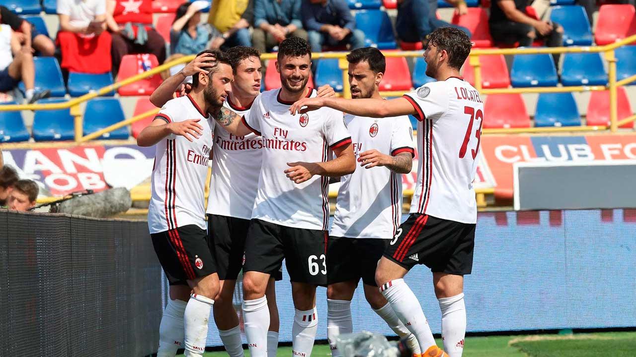 AC Milan beats Bologna to end 5-match winless streak