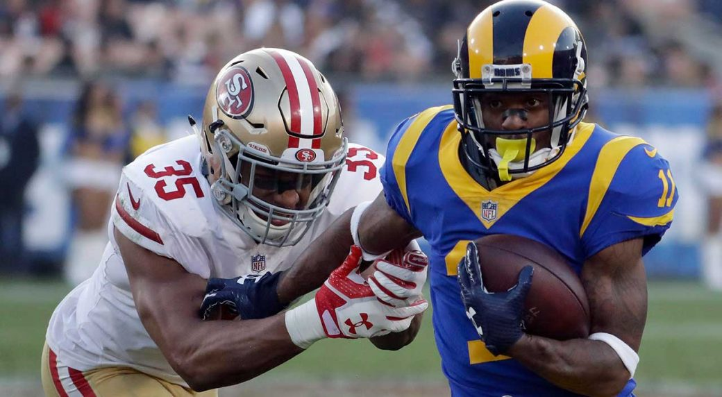 Rams trade receiver Tavon Austin to Cowboys for sixth-round pick ... 784be4d91