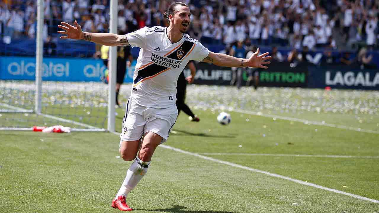 MLS needs more Ibrahimovic-Bradley drama going forward