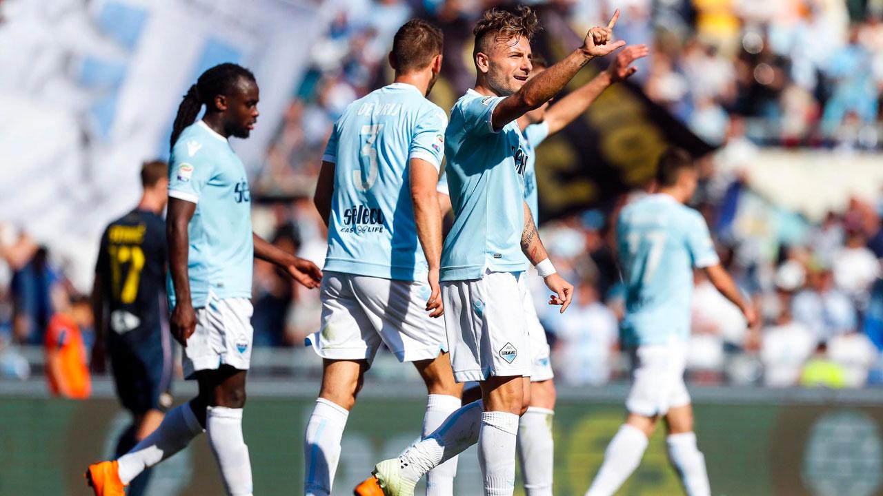 Lazio beats Sampdoria ahead of Juventus vs. Napoli