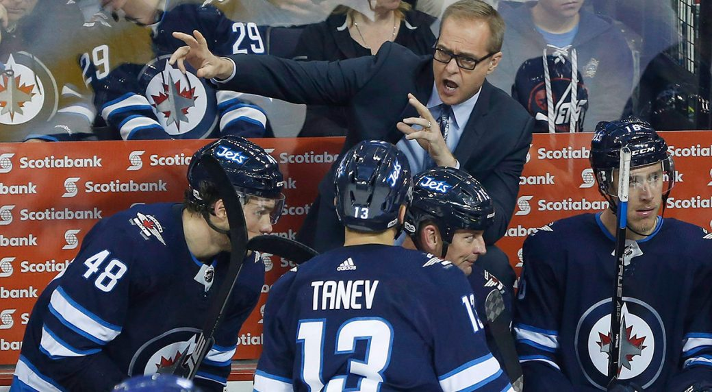 Quick strike Jets blank Wild to win National Hockey League playoff series