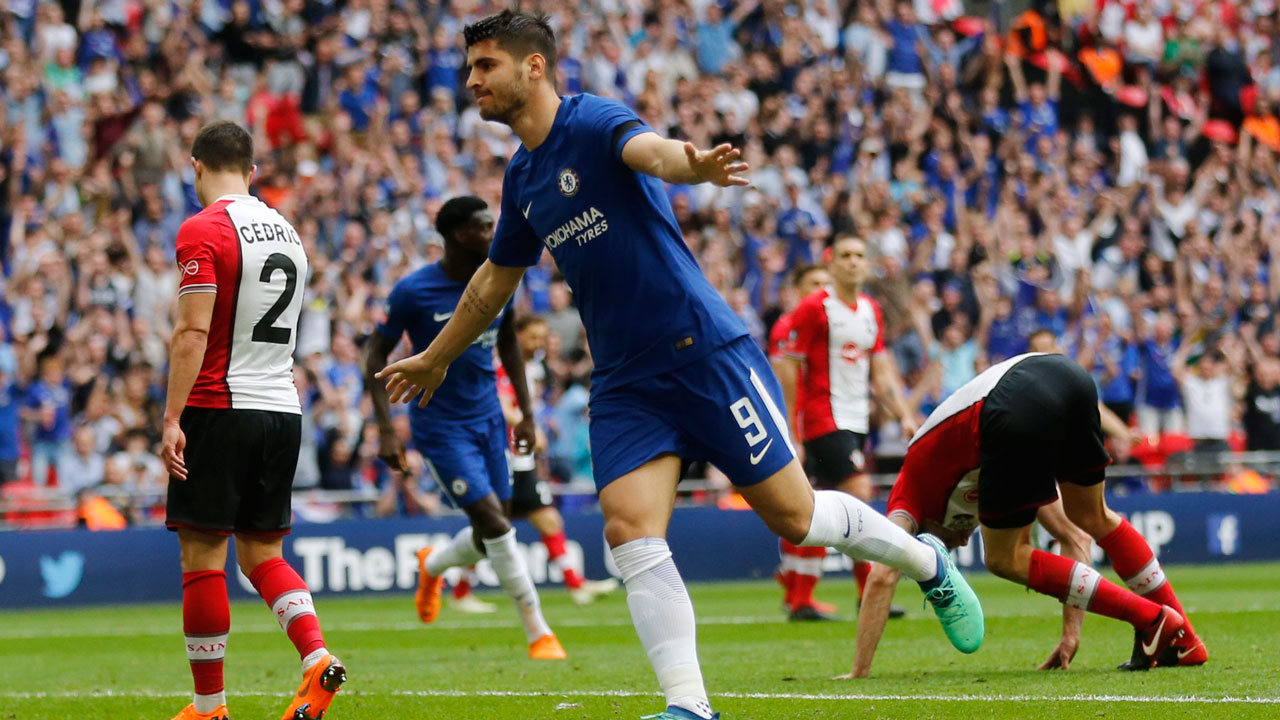 FA Cup final a heavyweight showdown between Chelsea, Man United