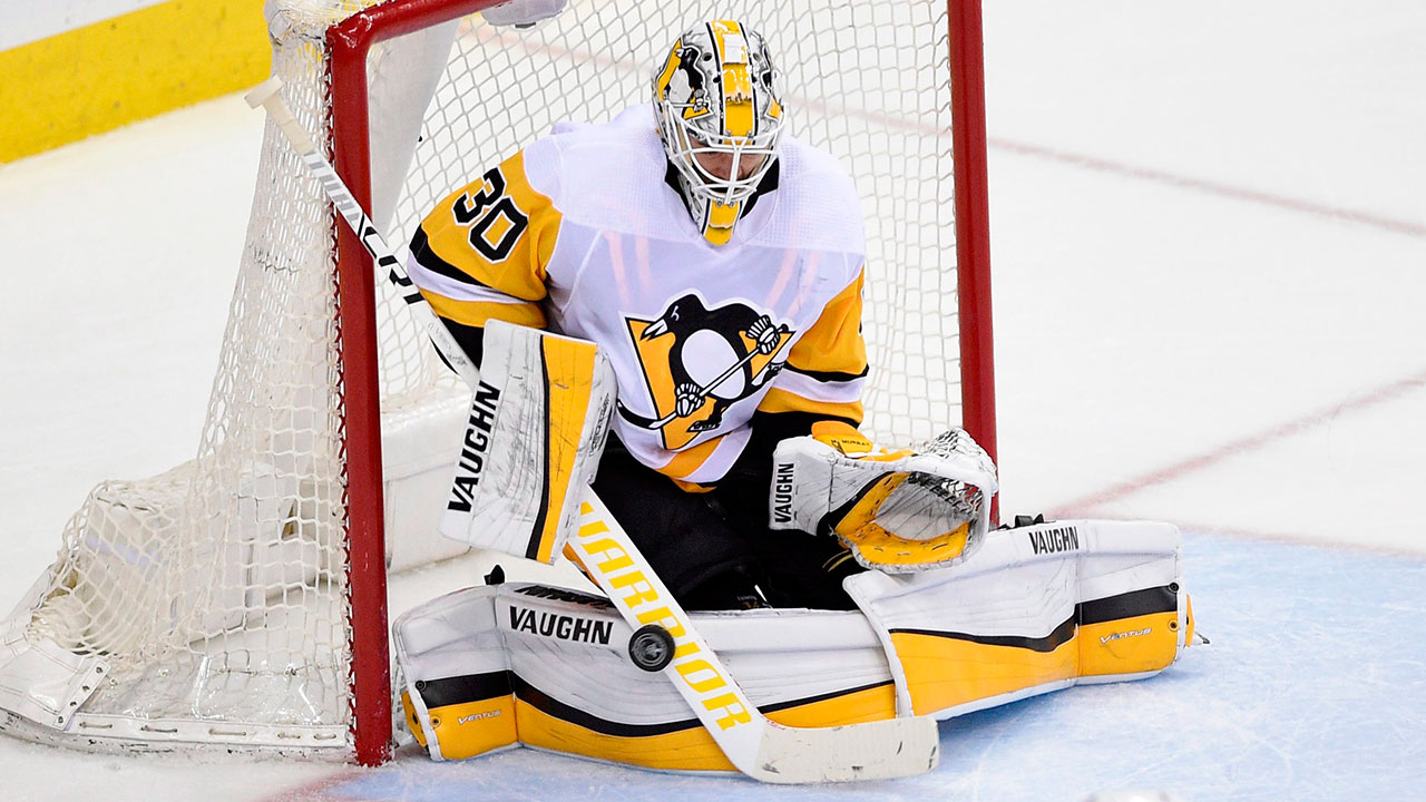 Penguins goaltender Matt Murray diagnosed with concussion. Pittsburgh ... cda07dcde