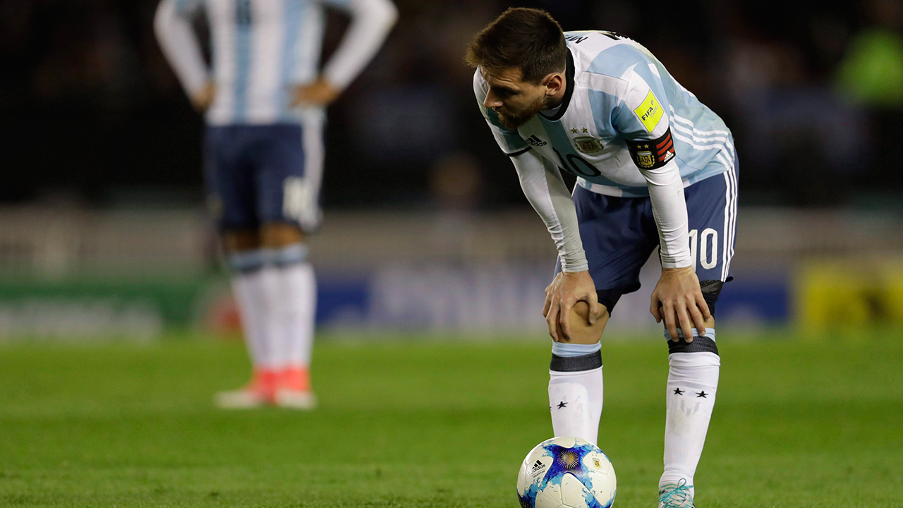 Argentina still dealing with intense scrutiny ahead of World Cup