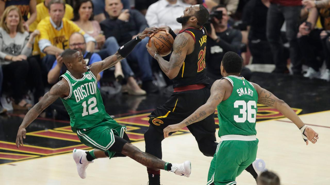 Cavaliers and LeBron overpower Celtics in Game 3