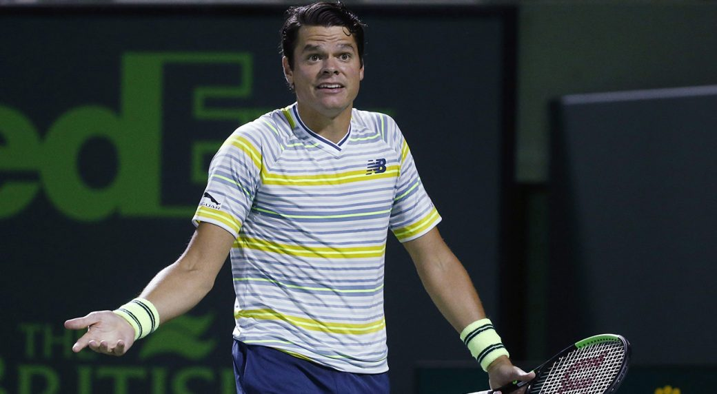 Medvedev overpowers Raonic to reach Brisbane International semis