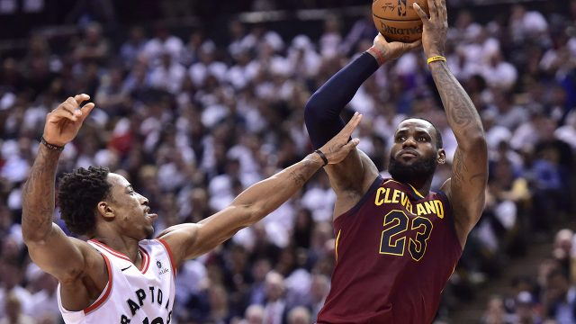 eba570fd01e5 Why it s OK for Raptors fans to root for LeBron James in the NBA Finals