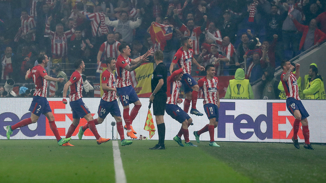 Takeaways: Typical Atletico Madrid on display in Europa League final