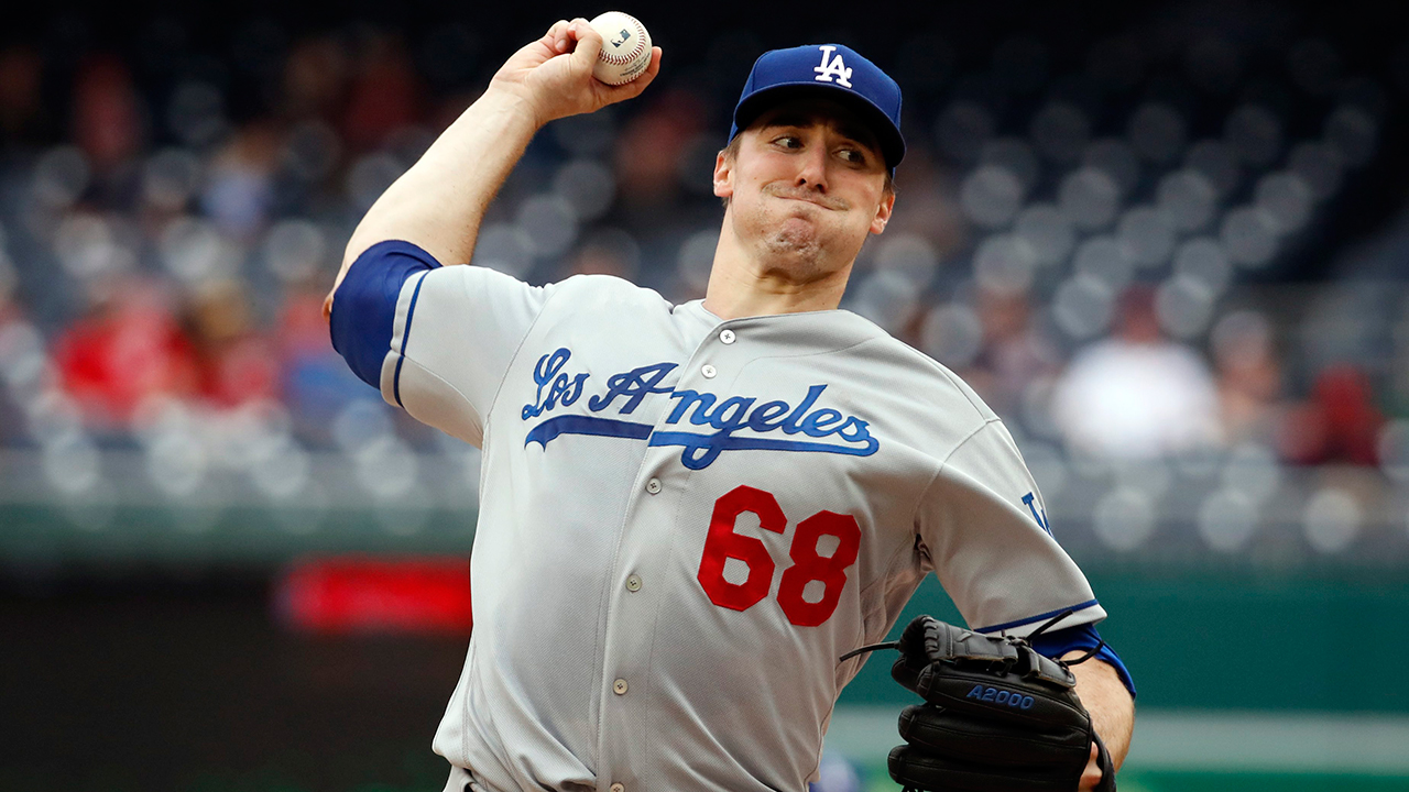 Stripling throws another gem in Dodgers' win over Angels