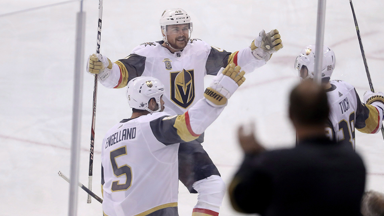 Golden Knights edge Jets to reach first-ever Stanley Cup final