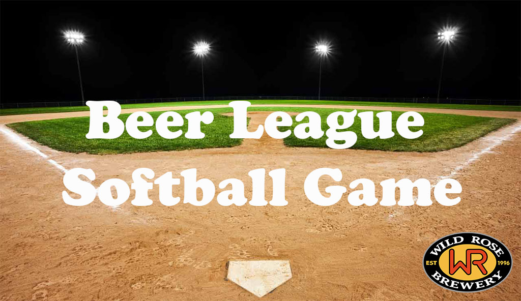 Beer League Softball Game | Online news