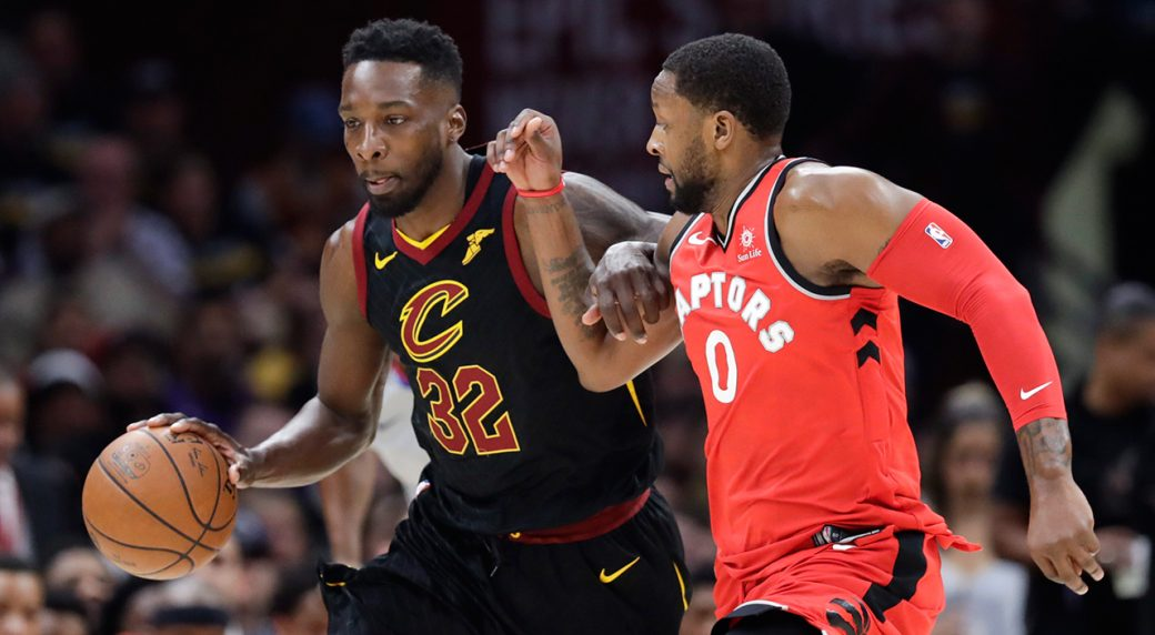 Raptors stars react after National Basketball Association  playoff sweep by Cavs Video