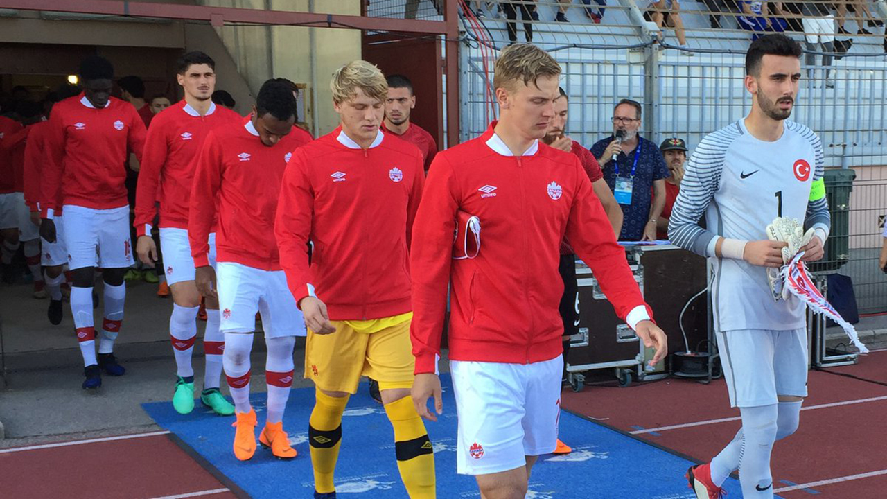 Canada finishes 6th in first appearance at Toulon tournament