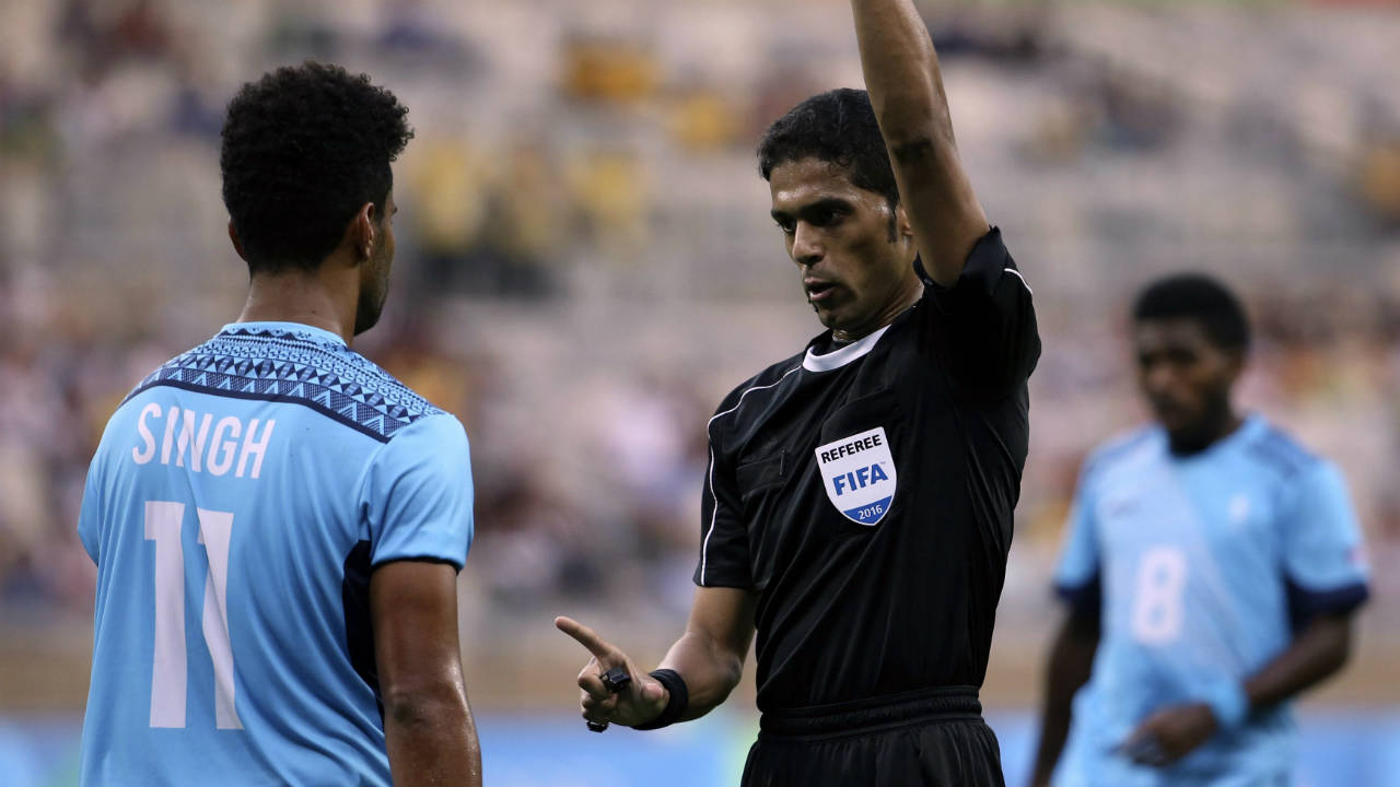 World Cup referee banned in Saudi match-fixing case