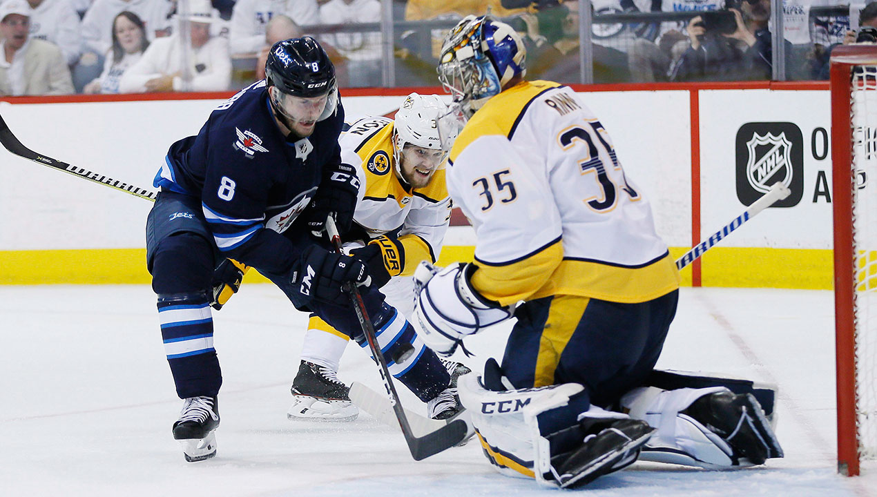Report: Trouba arbitration hearing with Jets was 'marathon affair'