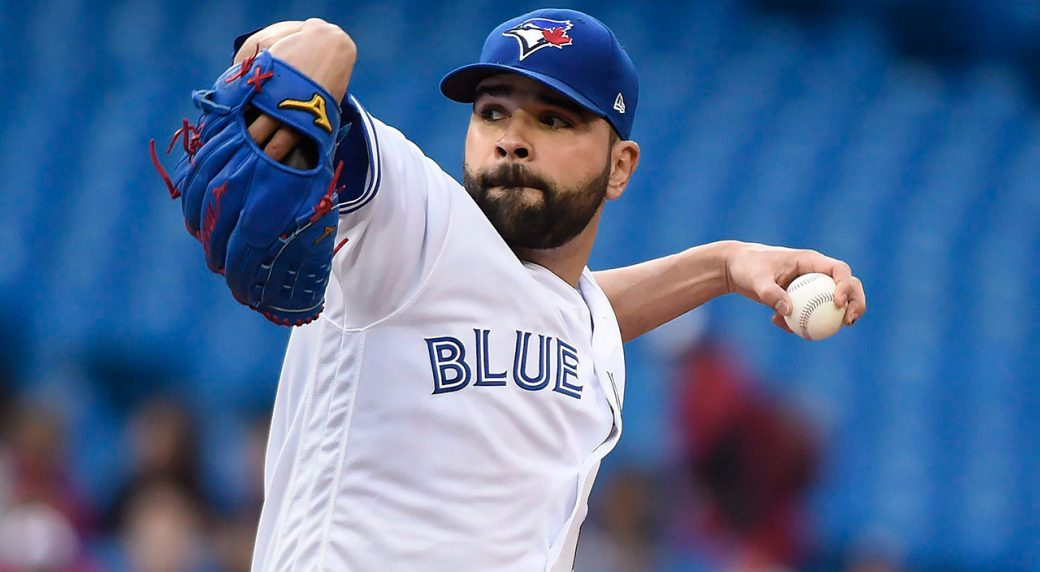 Blue Jays recall Danny Barnes from triple-A Buffalo and option Deck McGuire