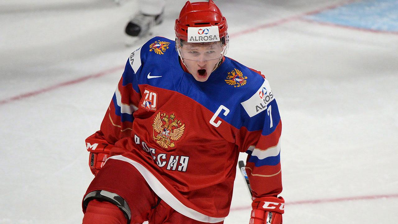 Kirill-kaprizov-russia